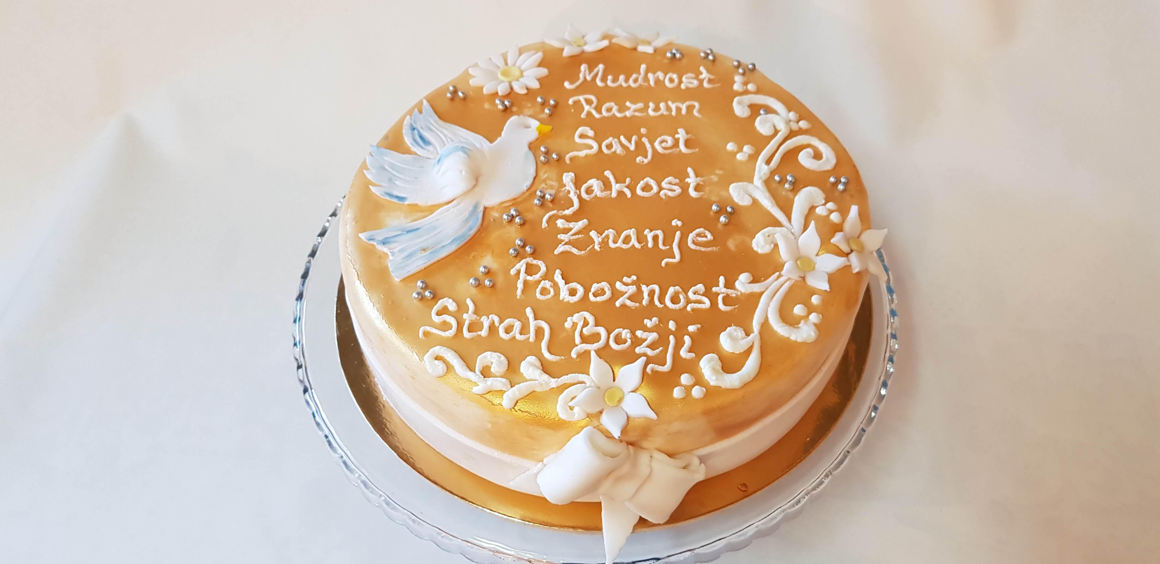 Torta Duh Sveti | Horak